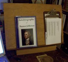 Jefferson's Autobiography