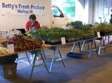 Betty's Fresh Produce