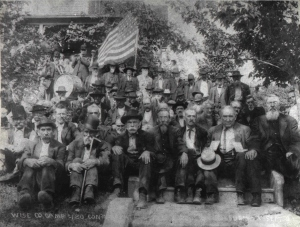 Wise County Civil War Group