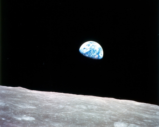 Earthrise 1968