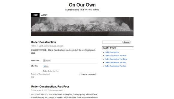 Draft Blog HEader