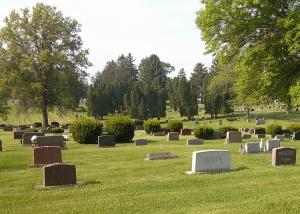 Deaton Grave Marker