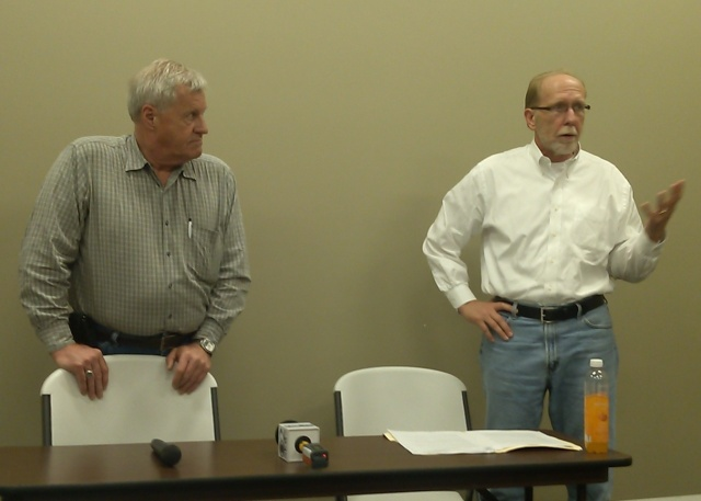 Representatives Collin Peterson and Dave Loebsack - July 2013