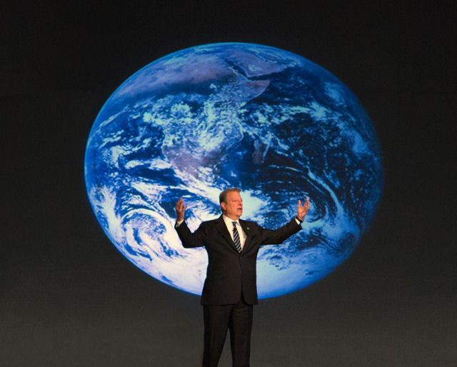 Al Gore in Chicago
