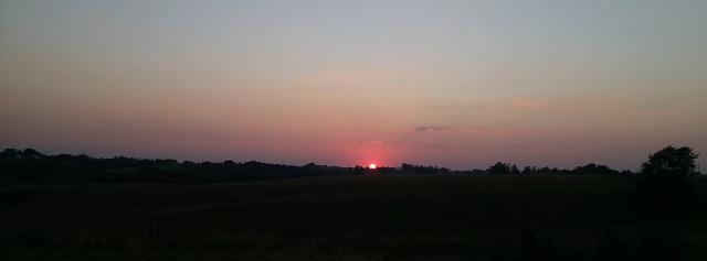 `Setting Sun