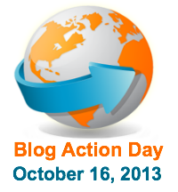 Blog Action Day Globe