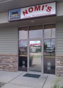 Nomi's Asian Restaurant