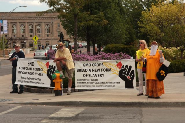 Occupy the World Food Prize