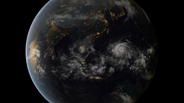 Typhoon Haiyan 2013 Photo Credit: EUMETSAT