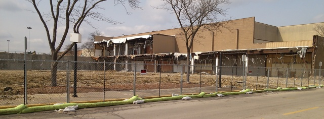 Westdale Mall Demolition