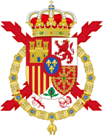 Spanish King Coat of Arms