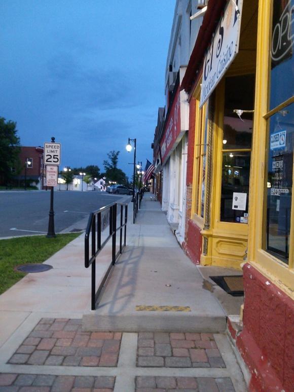 Main Street in Solon