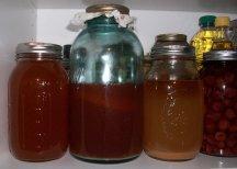 Cider, New and Apple Vinegar