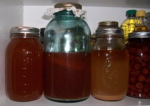 Cider, New and Apple Vinegar