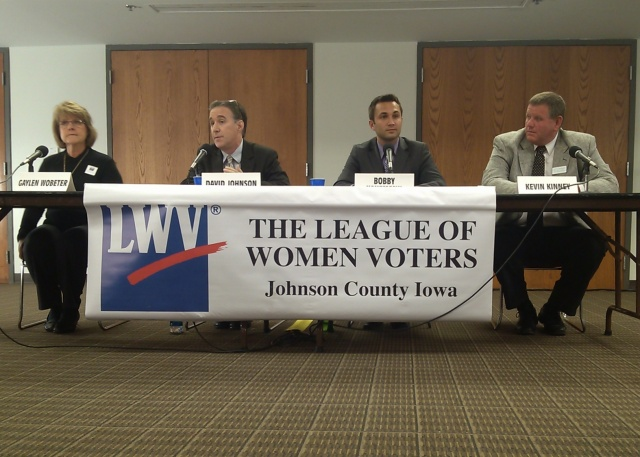 Legislative Forum in Coralville