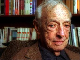 Saul Bellow 2001 - Photo Credit New York Times