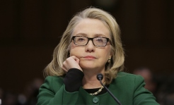 Hillary at Benghazi Hearings