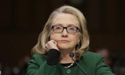 Hillary at Benghazi Hearings