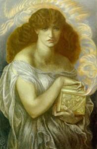 Pandora (1879) - Dante Gabriel Rossetti