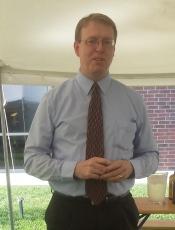 State Senator Rob Hogg