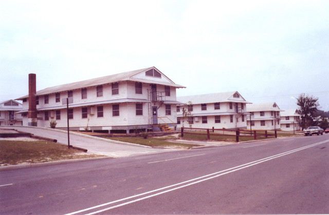 Tank Hill ca. 1978, Fort Jackson, S.C.