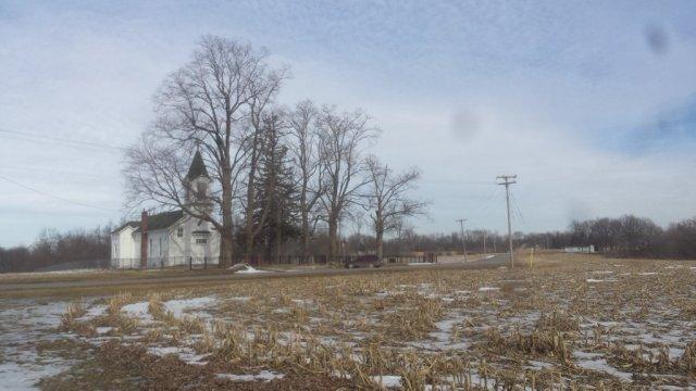 Saint Mary's Church, Newport Road, Johnson County, Iowa