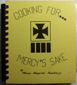 Mercy Hospital Auxiliary Cookbook 1977