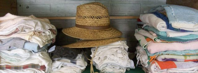 Hats and Rags
