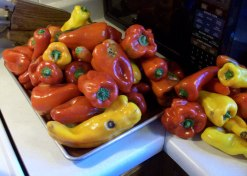 Seconds Bell Peppers