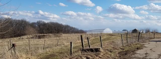 Sundog Farm in Late Winter